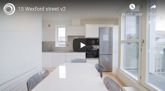 Aungier & Wexford Street Student Accommodation Dublin